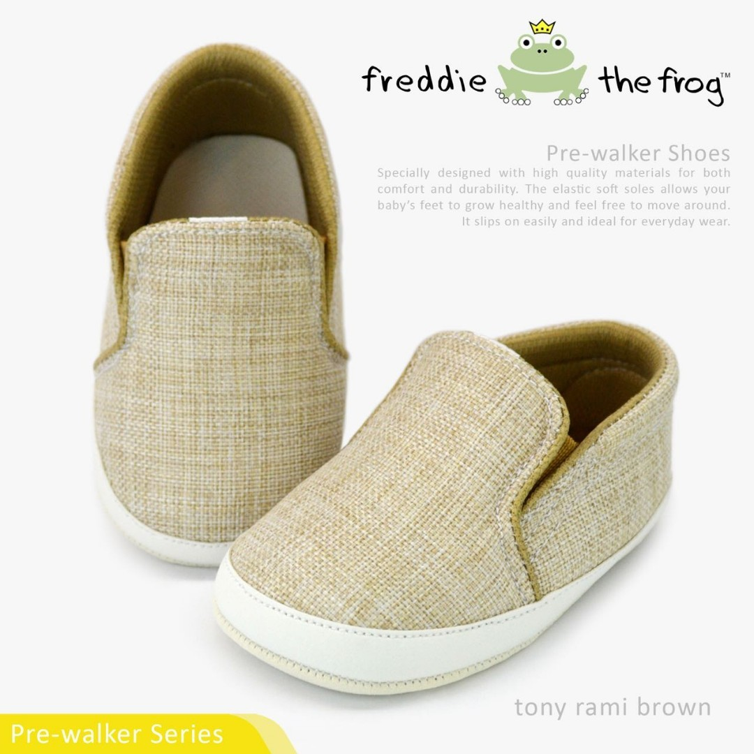 1912f5741483 Tony shoes  Prewalker Shoes Personalised Baby Boy shoes