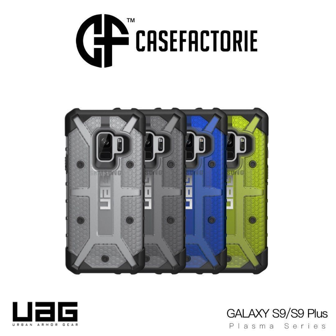 Uag Plasma Case For Samsung Galaxy S9 Plus Mobile Phones Goospery New Bumper X Black Tablets Tablet Accessories On Carousell