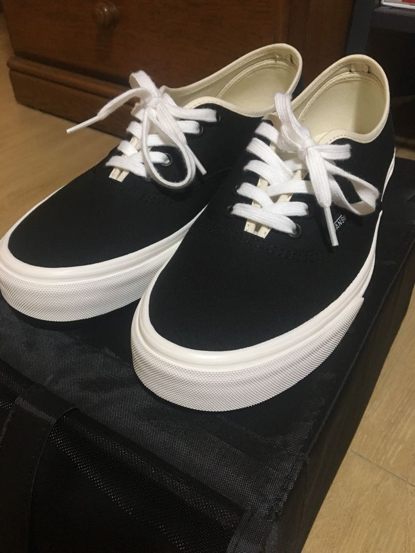 Vans Classic Authentic Black Bone b3d723e6ba80