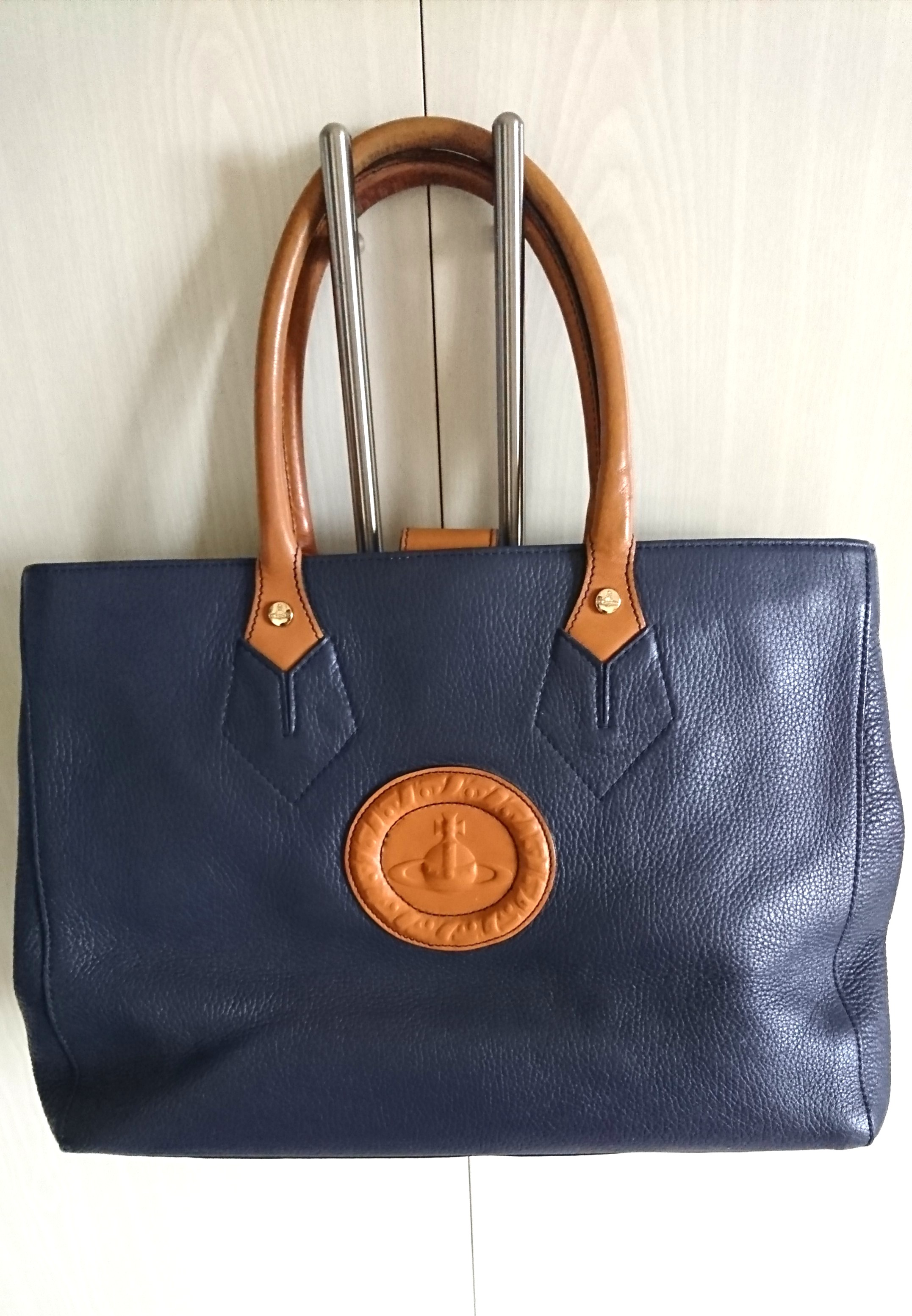 21c8d97240 Vivienne Westwood Handbag, Luxury, Bags & Wallets, Handbags on Carousell