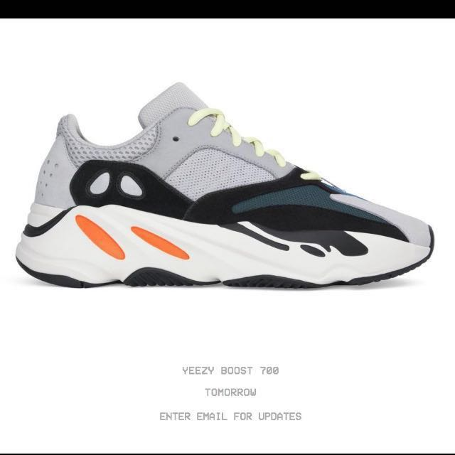 f801fc8ab30ad Wtb Us9.5 Yeezy Boost 700 Wave Runner