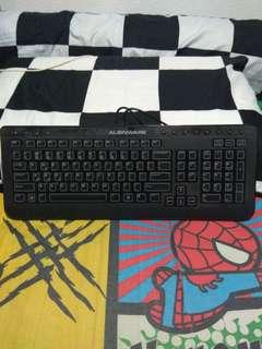 Alienware keyboard