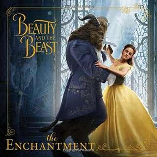 (Brand New) Beauty and the Beast  : The Enchantment   By: Eric Geron, Evan Spiliotopoulos, Stephen Chbosky, Bill Condon [Paperback]  For Ages: 3 - 6 years old