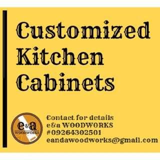 Customized Cabinets