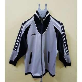Kappa Logo Stripes Sidetape Jacket, M. (Original)