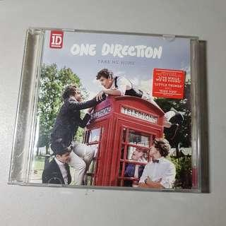One Direction: Take Me Home album