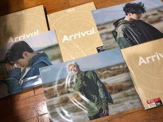 Got7 Thai Thailand Arrival Album + File Jinyoung Bambam Yugyeom
