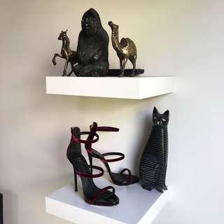 $1100 Giuseppe Zanotti Harmony sandals size 36 / 6