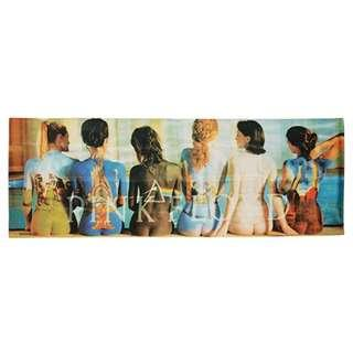 🚚 Pink Floyd Fabric Poster by LPGI