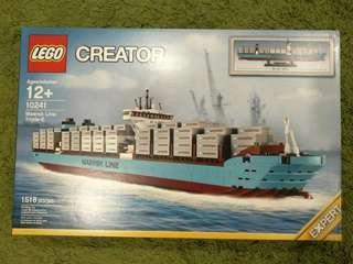 BNIB LEGO 10241 Maersk Line Triple-E + Free Delivery!