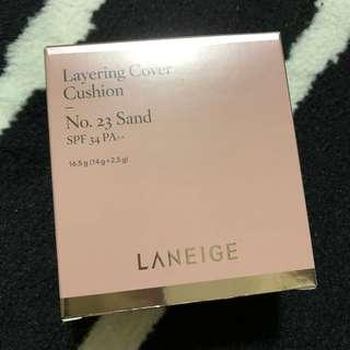 Laneige BB Cushion with concealer NEW