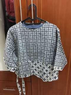 Batik Cottob Top L