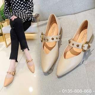 PRE-ORDER Korean Flats Shoes