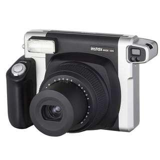 Instax Wide 300 Like New with Case