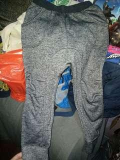 New Jogger pants 8-10 yr old stretchy