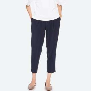 UNIQLO Women Drape Tapered Pants