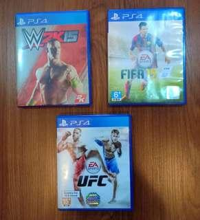 PS4 Games - All Games