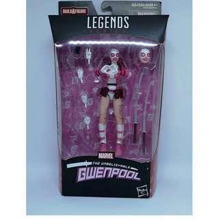 Marvel Legends Gwenpool (MIB No BAF)