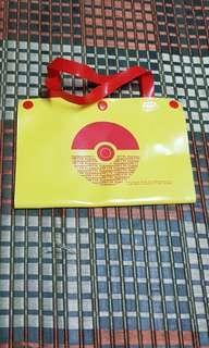 original pokemon tretta bag/case