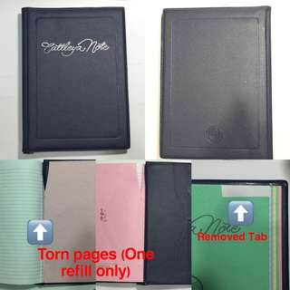 Binder Refill Stationery Carousell Philippines