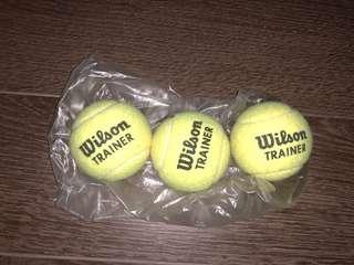 Tennis Balls Wilson