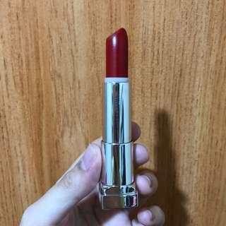 MAYBELLINE Smoking Red Lipstick