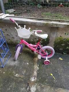 SALE!! Princesses Bicycle For Girls