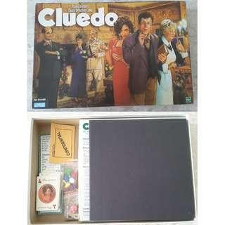 Cluedo Detective Board Game