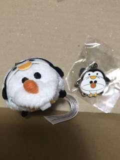 香港 迪士尼 徽章 DISNEY PIN Tsum Tsum Fun Fair 2018  小白 Olaf
