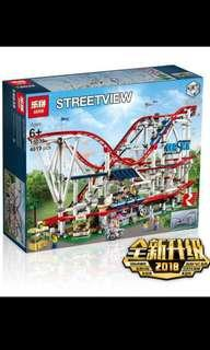 Lepin 15039 Roller Coaster