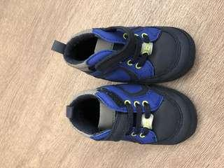 Ted baker 6-9m baby shoes 99% new