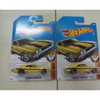 Hot Wheels Dodge Charger 500