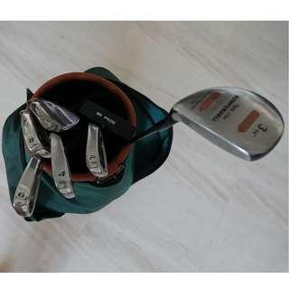 Golf Club Set - Komperdell