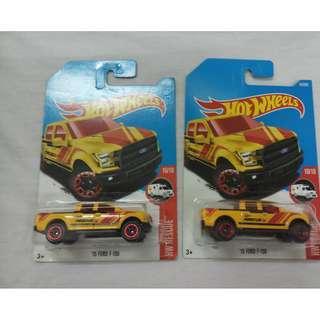 Hot Wheels Ford F 150