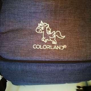Color Land Seat Set and Bag