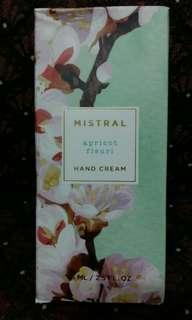 Apricot Fleuri Hand Cream