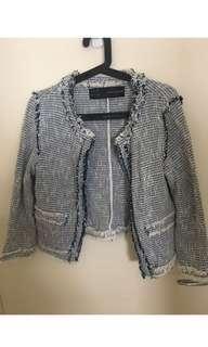 Zara jacket size M size 6-8 or small 10