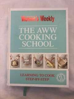 Women's Weekly 'The Aww Cooking School' Cook Book