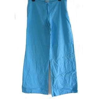 Terranova Blue Wide Leg Pants