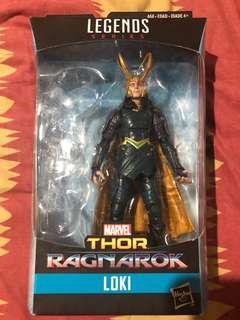 Marvel Legends Loki BIB (With Box)
