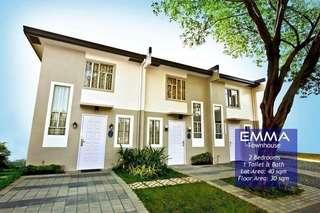 Lancaster New City's most affordable but elegant house and lot!