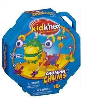 Kid K'nex Chompin' Chums