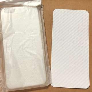 🚚 全新💖iPhone 6s plus 5.5吋透明保護套