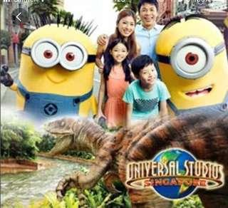 USS Offer Admission Eticket 17/8/18 or 18/8/18