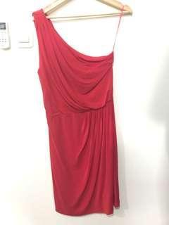 Dress Merah Manggo