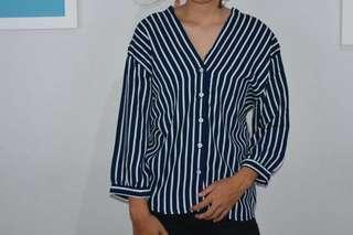 Stroke blouse look like zara