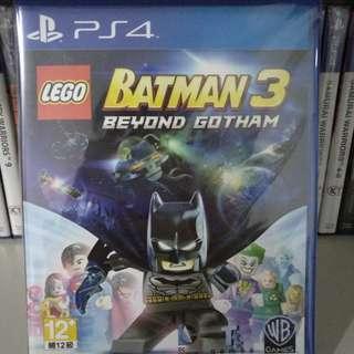 PS4 - Batman 3: Beyond Gotham