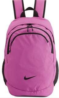 Magenta Nike Backpack
