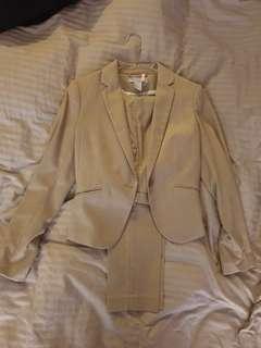 2 pieces business suit