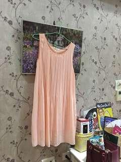 絕美氣質紡紗洋裝